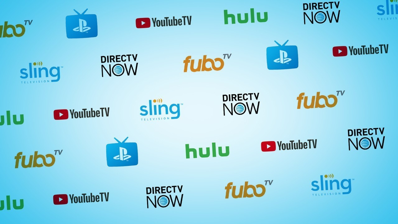 Tv Service Providers >> 2018 Best Streaming Tv Services Directv Now Youtube Tv