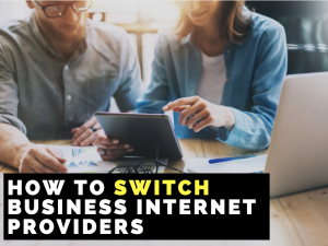 How to Find an Internet Service Provider
