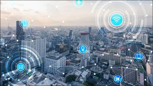 Wireless Infrastructure in Cities